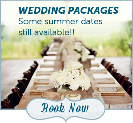 Marquee wedding packages